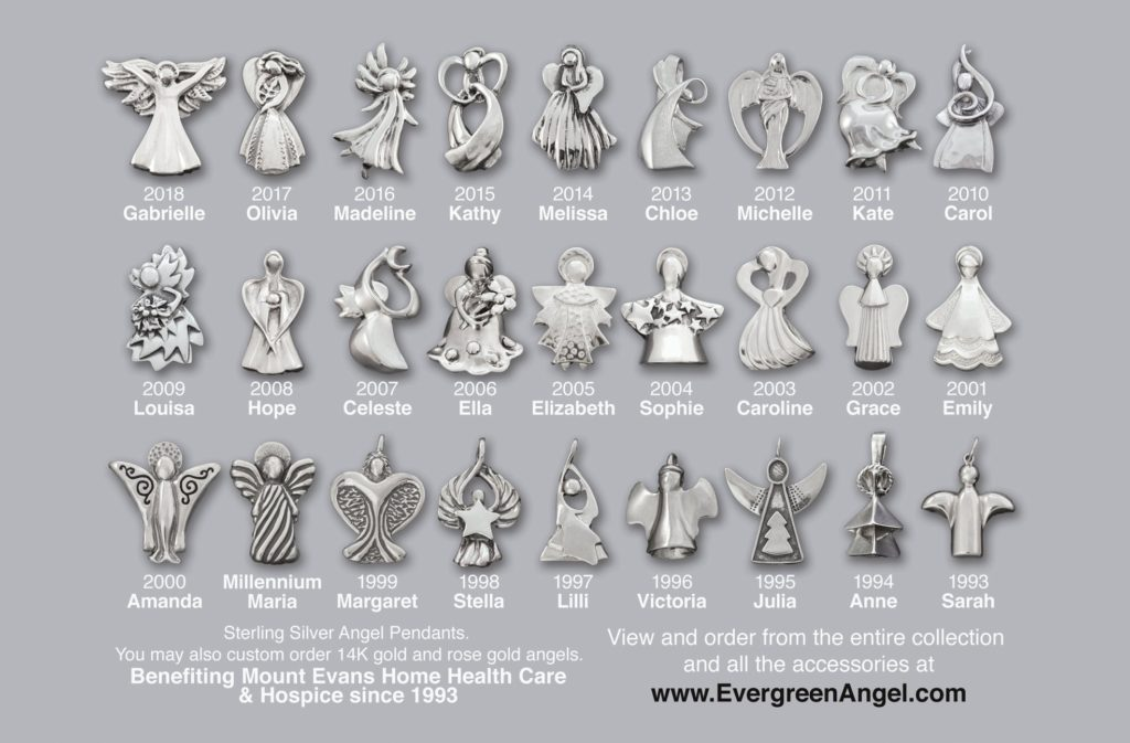 Evergreen Angel Collection 2018