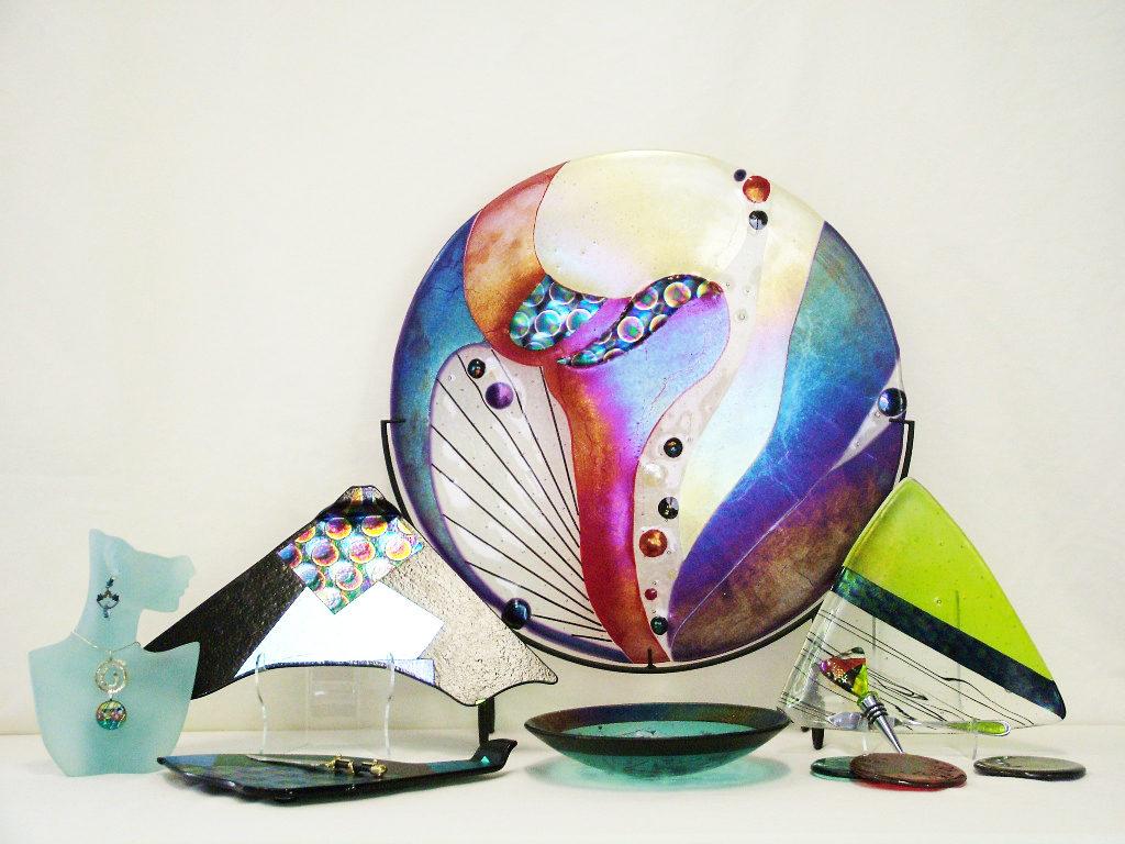 Darlene Maestas's Glass
