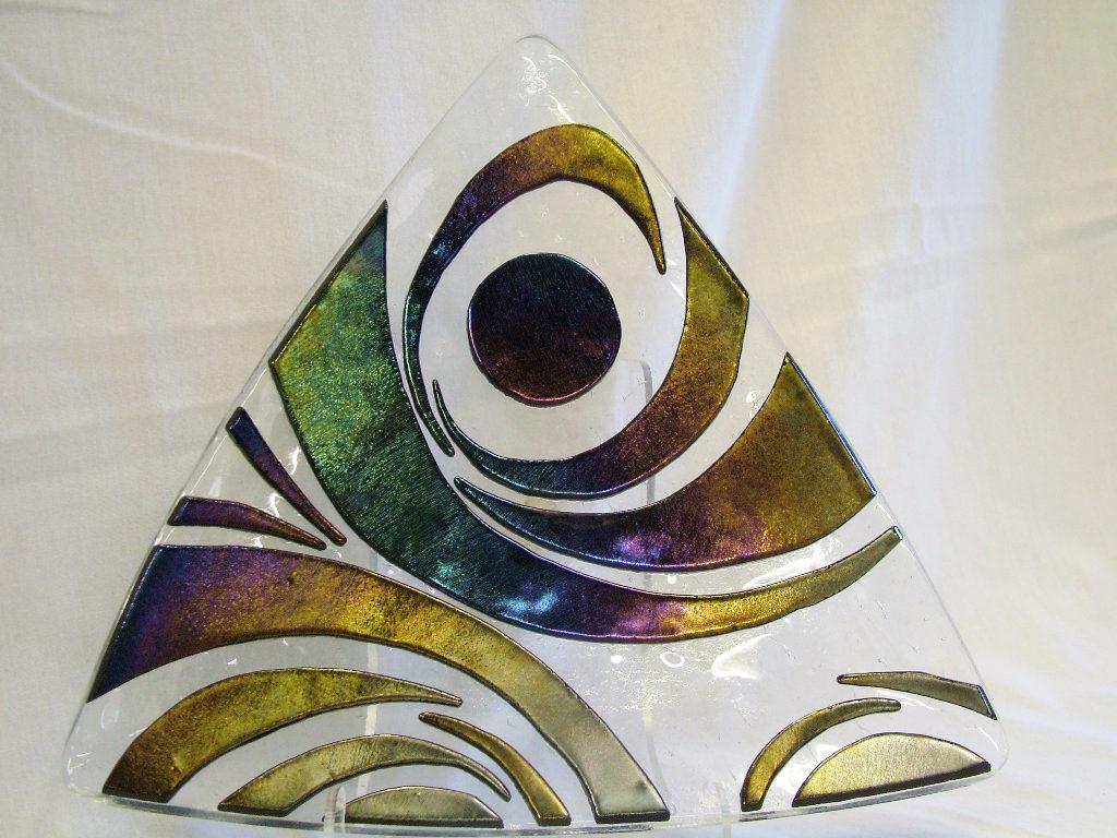 Darlene Maestas - Fused Glass