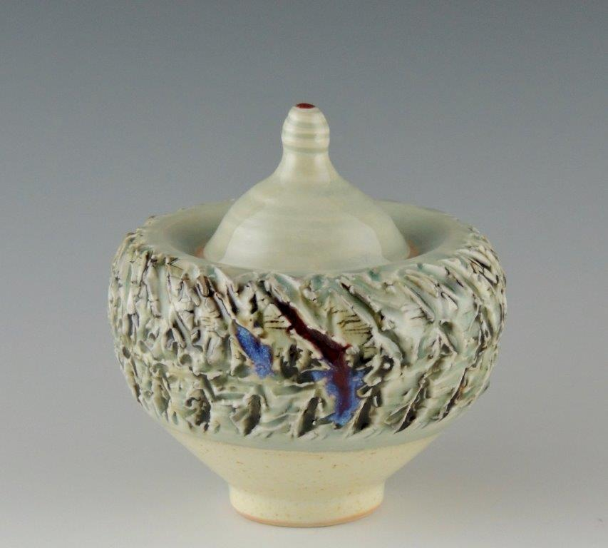 Pottery by Meryl Sabeff