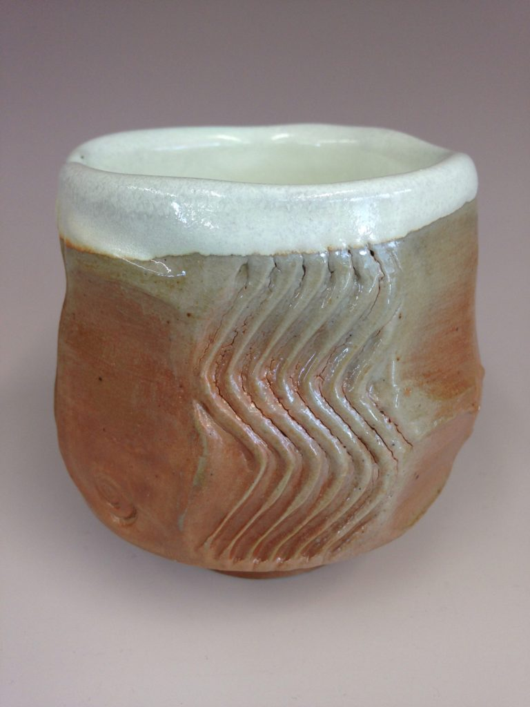 Tea Bowl - Bob Smith Pottery