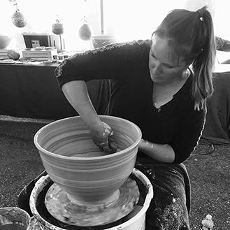 Pottery by Mandy Henebry