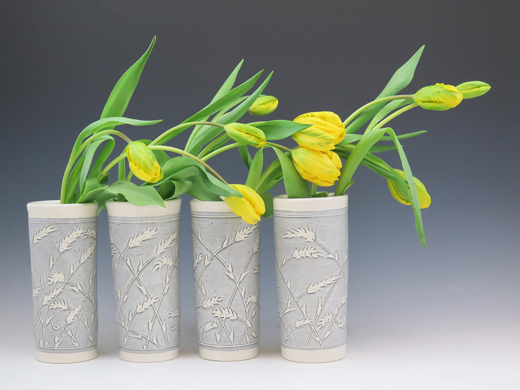 Vases by Mandy Henebry