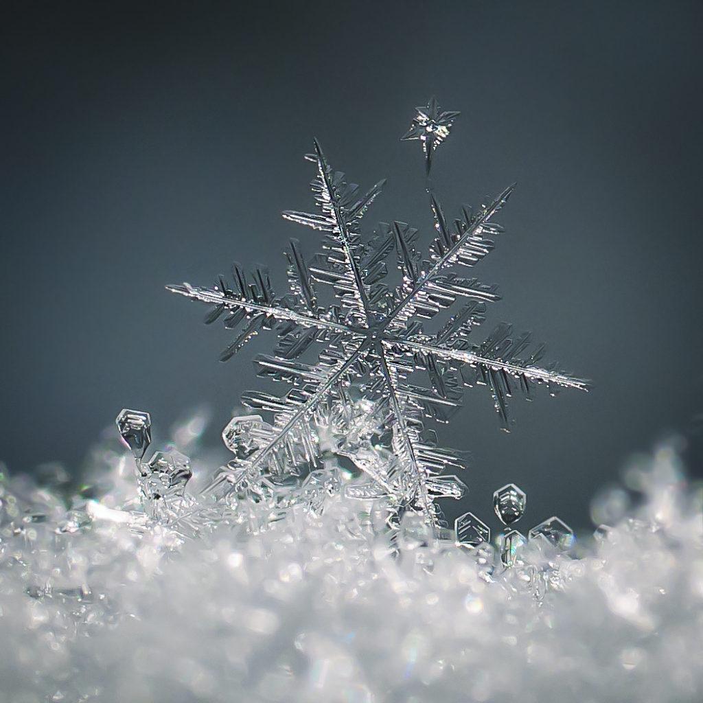 Beth Riser's Snowflake