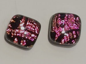 Fused Glass Jewelry by June Stewart