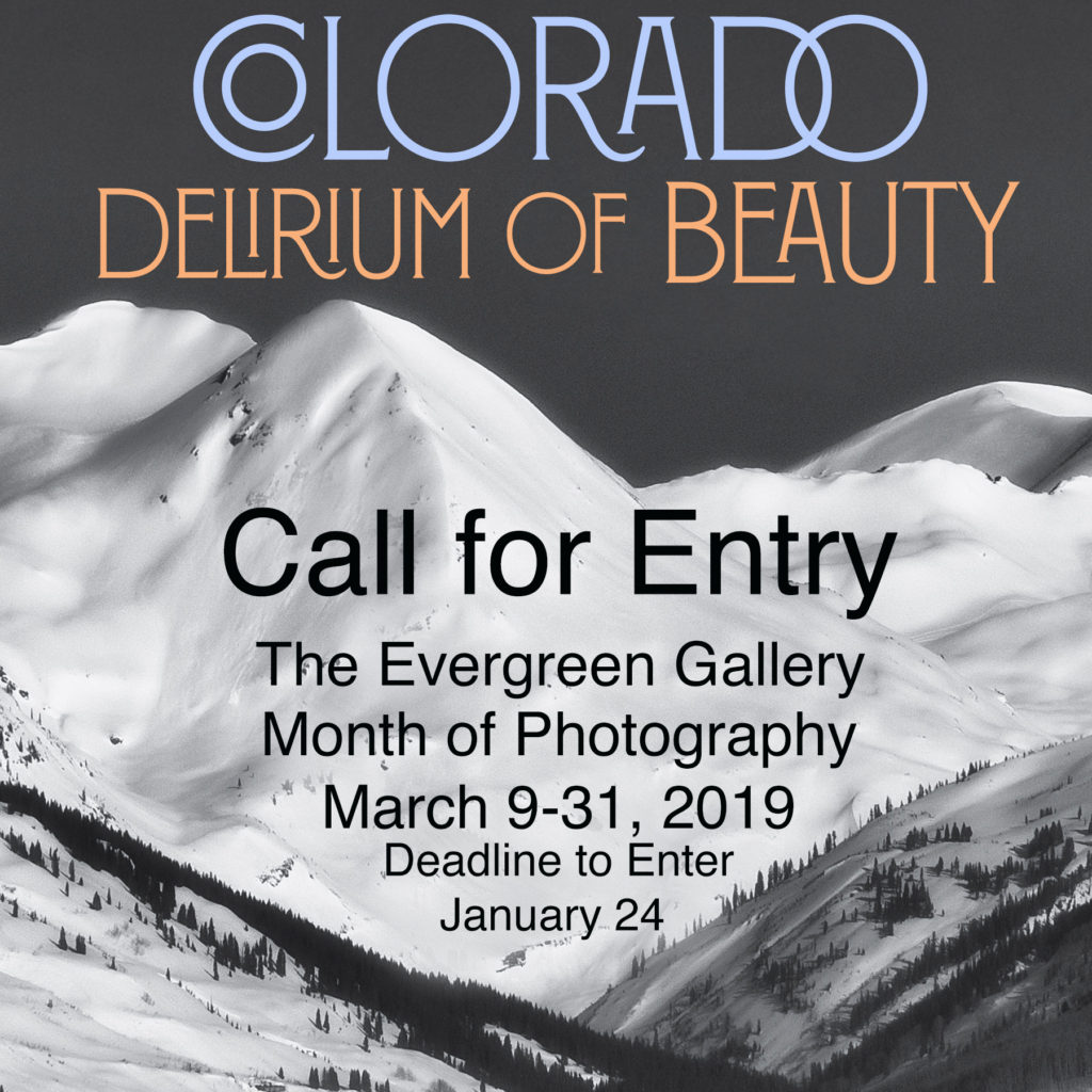 Denver Month of Photography 2019