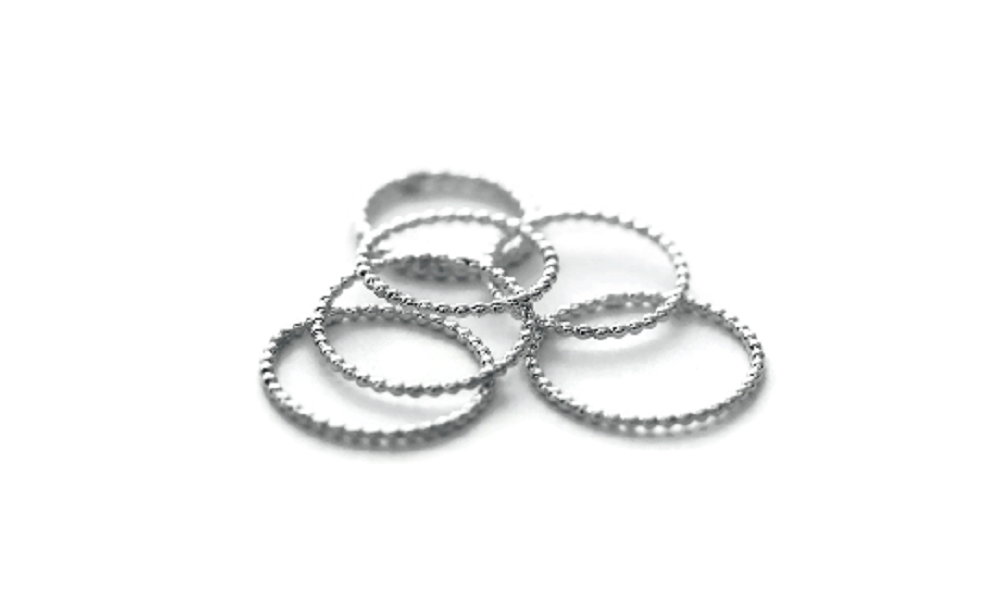 Jen Lesea Stacking Rings