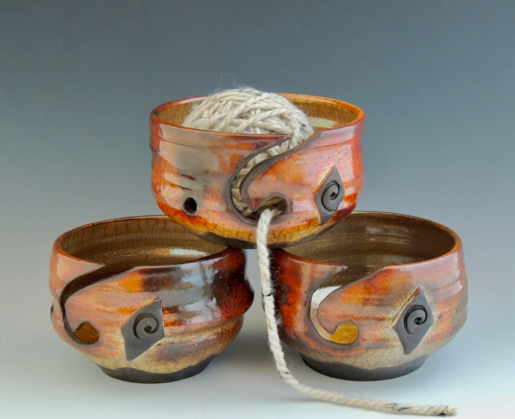 Pottery by Timothy Young