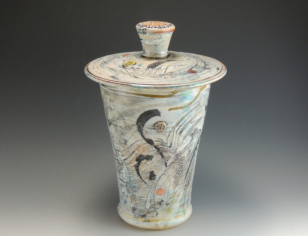 Pottery by Kathleen Laurie