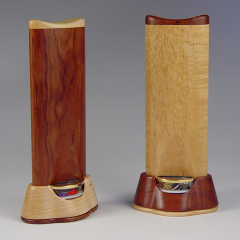 Handmade Wood Kaleidoscopes by Henry Bergeson