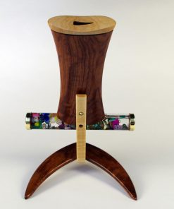 Hand Crafted Wooden Kaleidoscopes by Henry Bergeson