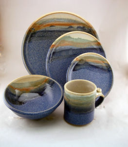 Stoneware by Catharine Abelson