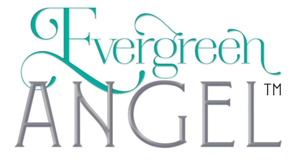 Evergreen Angel Logo
