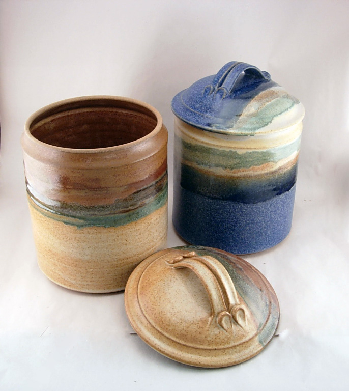 Functional Stoneware by Catharine Abelson