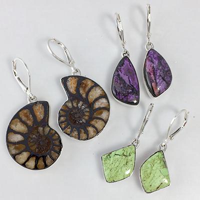 Gemstone Jewelry Design by Jocelyn Hunter