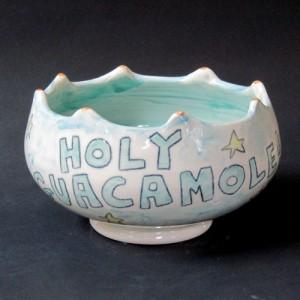 Guacamole Bowl by Tom Edwards
