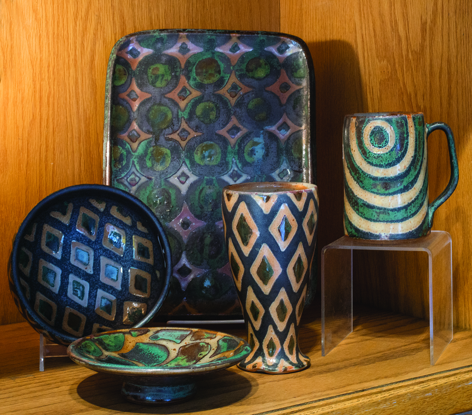 Pottery by Peter Karner