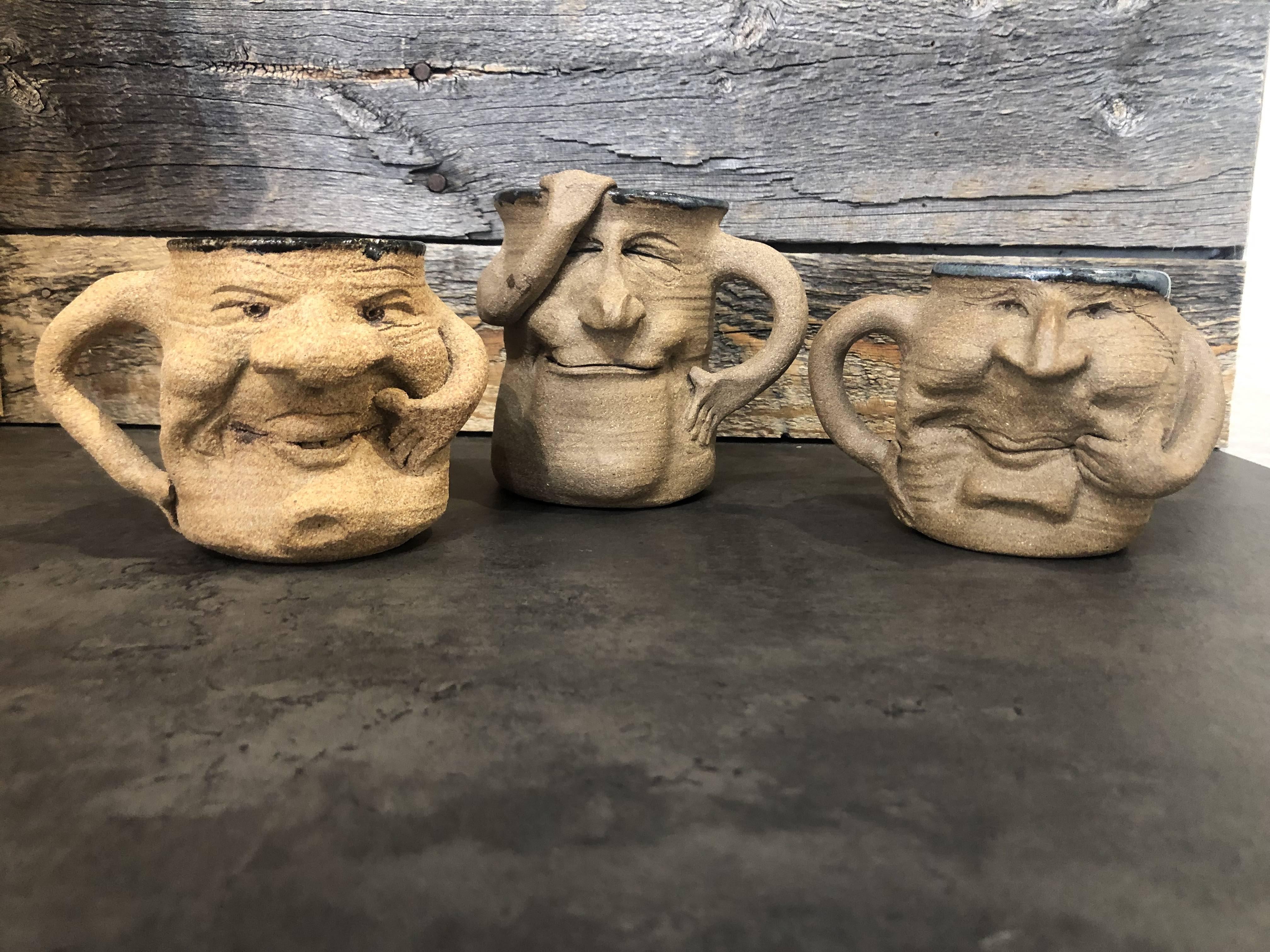 Gretchen Larson People Pots