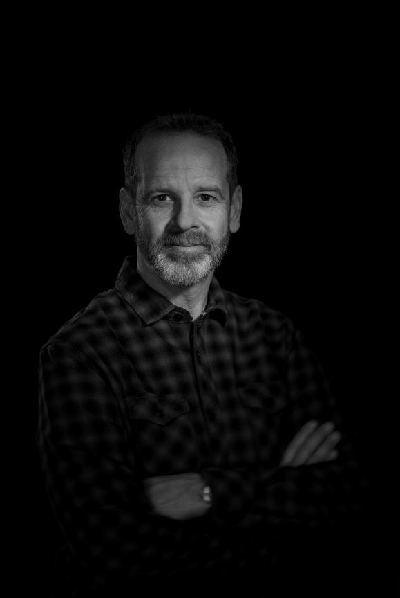 Peter Karner. Photo by Howard Korn