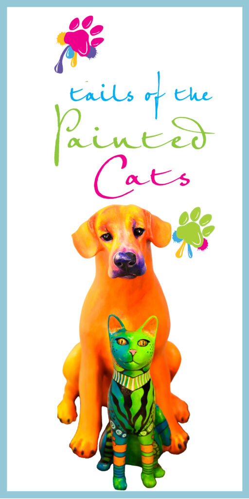 Tails of the Painted Cats